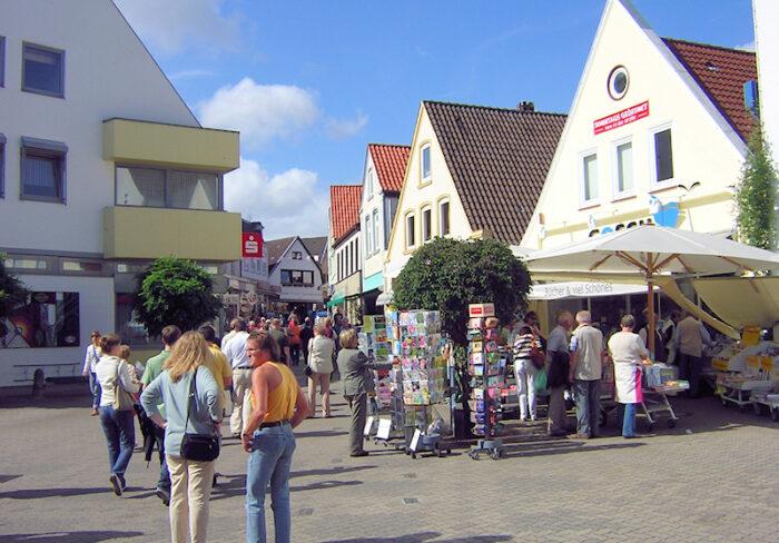 Kappeln Innenstadt