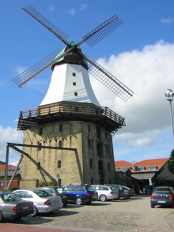 Kappeln Windmühle