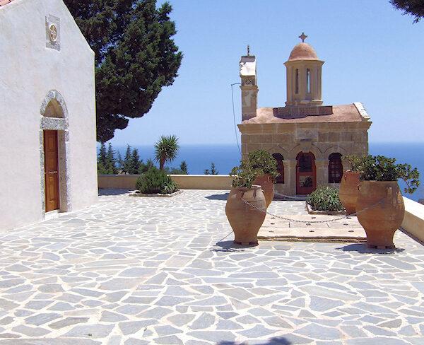 Kreta Kloster