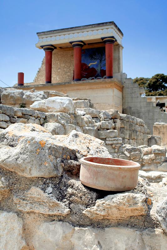 Kreta - Knossos