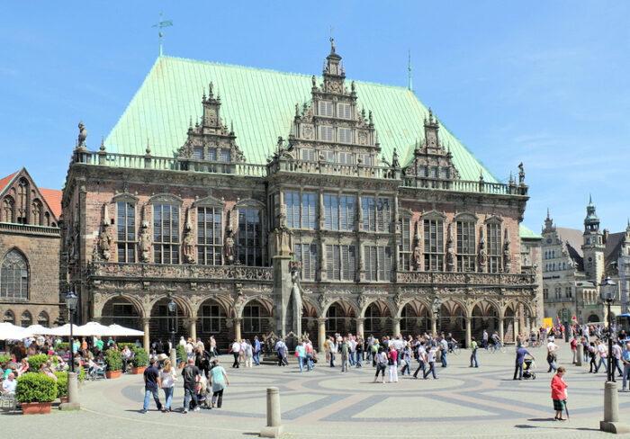 Bremen - Rathaus