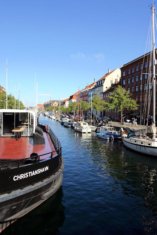 Ferien in Dänemark - Kopenhagen