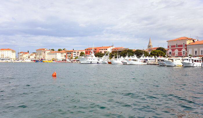 Kroatien - Porec