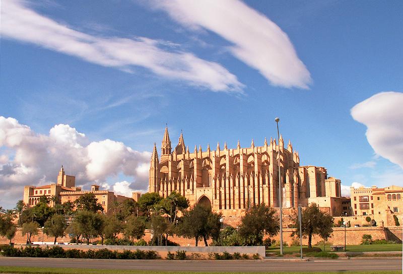 Mallorca - Kathedrale von Palma
