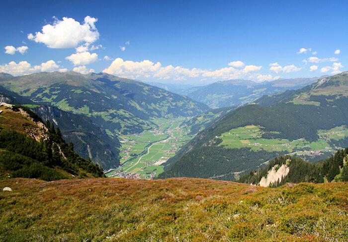 Österreich - Berge