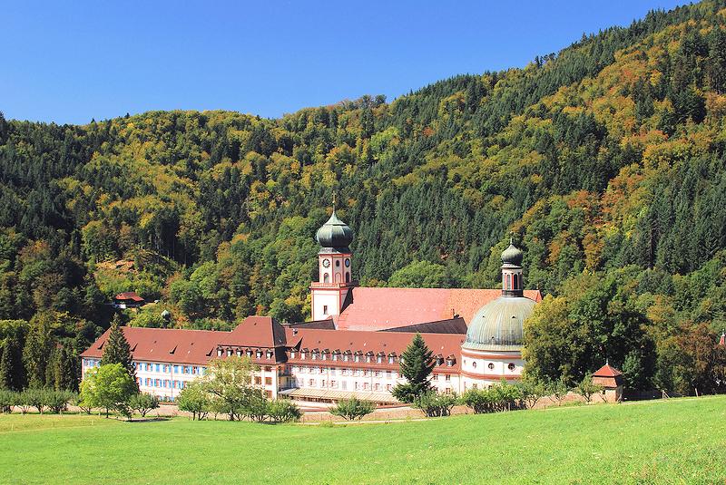 Schwarzwald - Kloster
