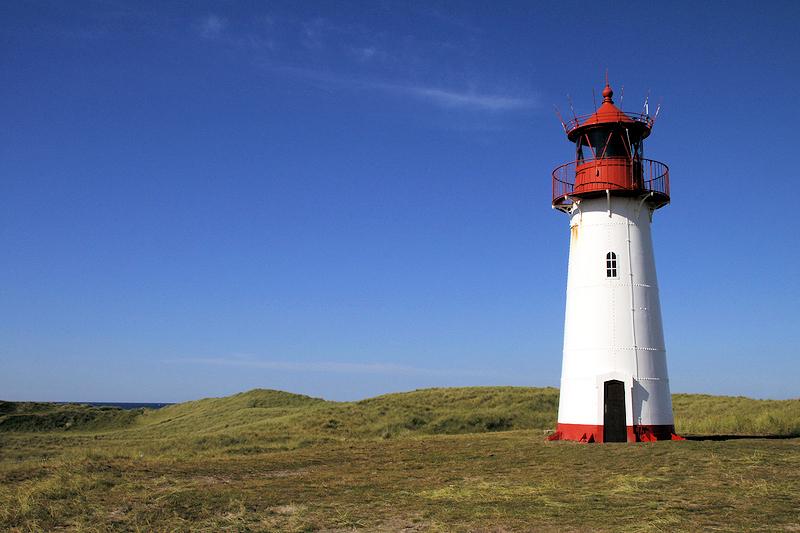 Urlaub auf Sylt - Sylt - Leuchtturm Kampen