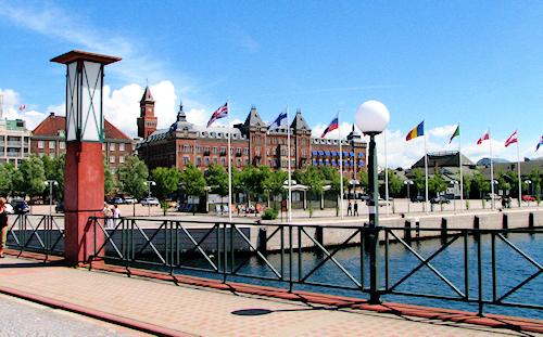 Schweden - Helsingborg