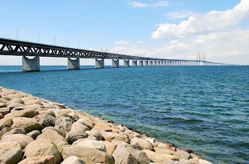 Schweden - Öresundbrücke