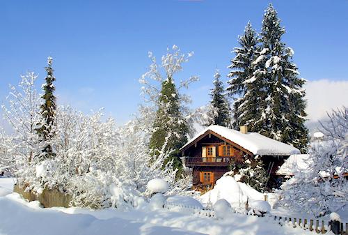 Winter - Skiunterkünfte