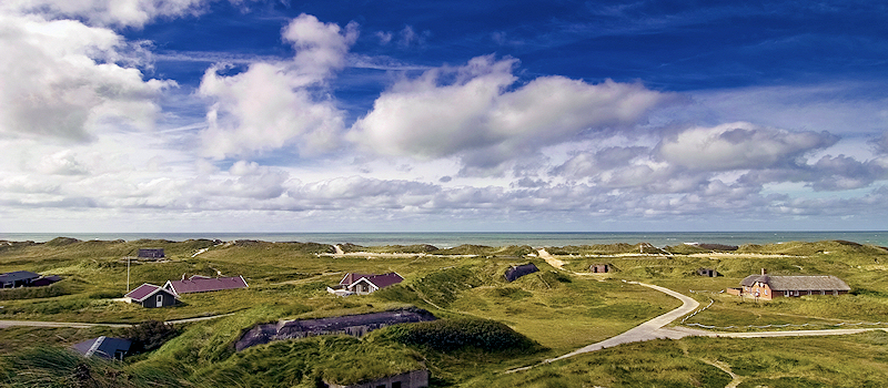 Dänemarks Westküste - Nordseeküste