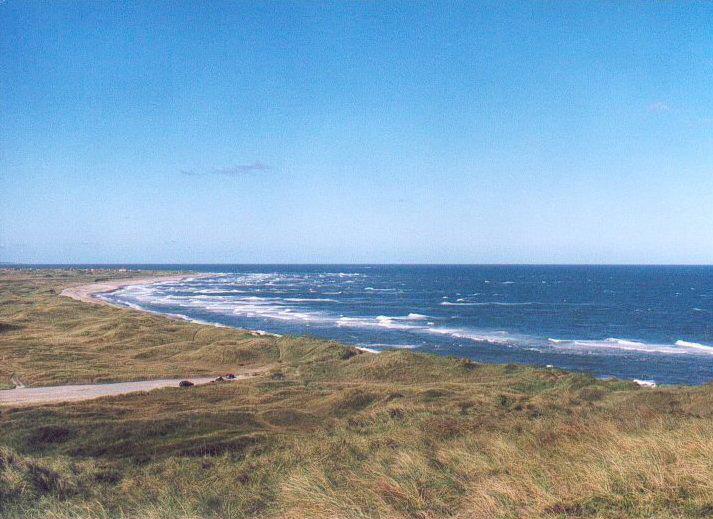 Norddänemark - Bulbjerg