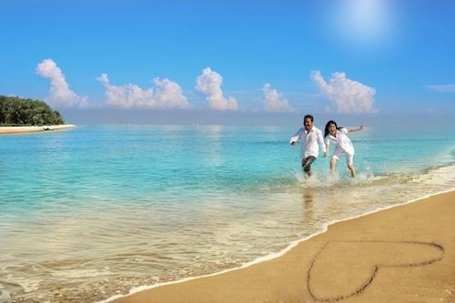 Romantisch - Strand