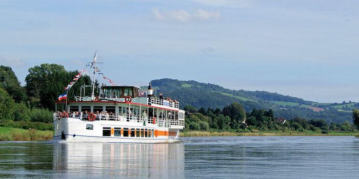 Weserbergland - Weserschifffahrt