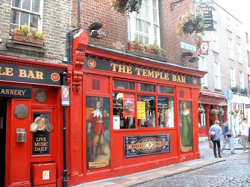 Irland - Dublin Pub