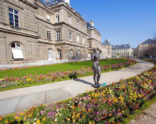 Luxemburg - Palais du Luxembourg