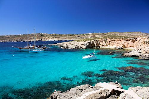 Malta - Bucht