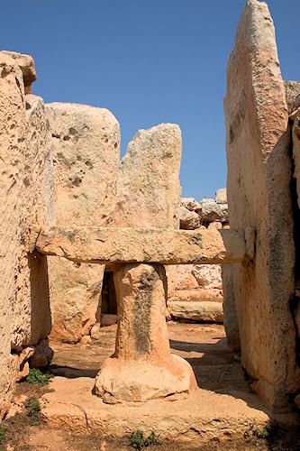 Malta - Historische Tempelanlage