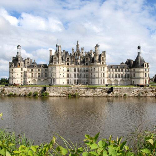 Frankreich - Schloss Chambord