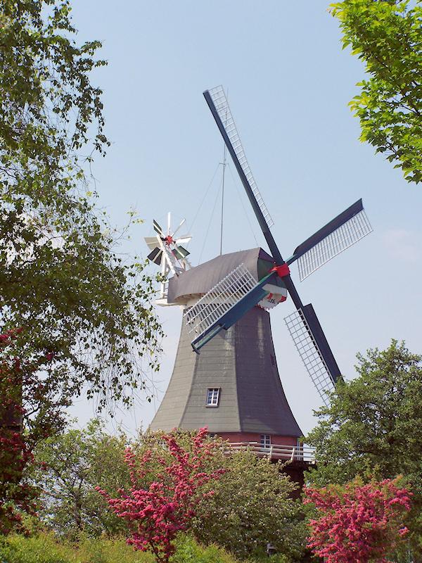 Kuriose Ferienwohnungen - Windmühle