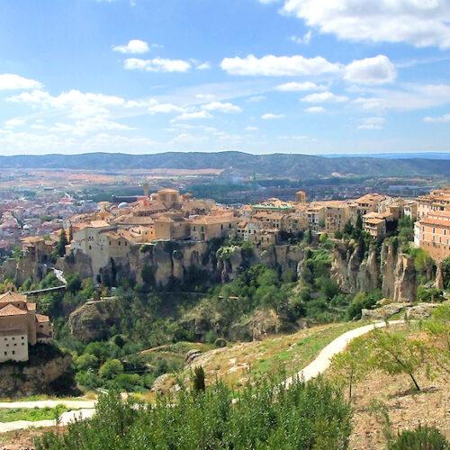 Spanien - Cuenca