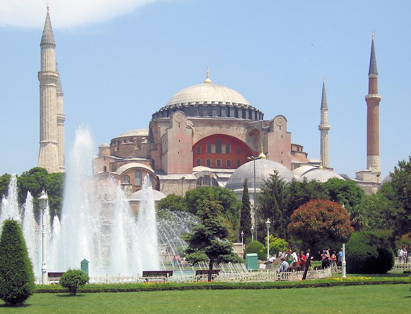 Türkei - Hagia Sophia
