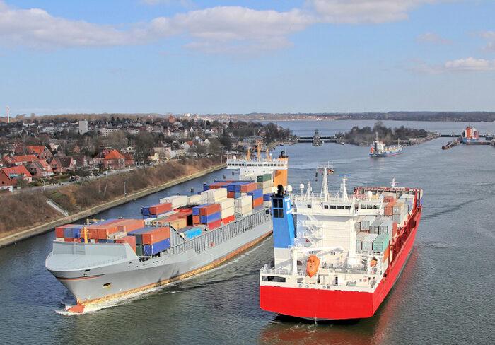 Nord-Ostsee-Kanal - Kiel