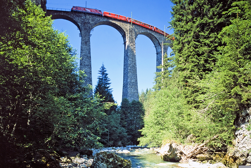 Schweiz - Glacier Express