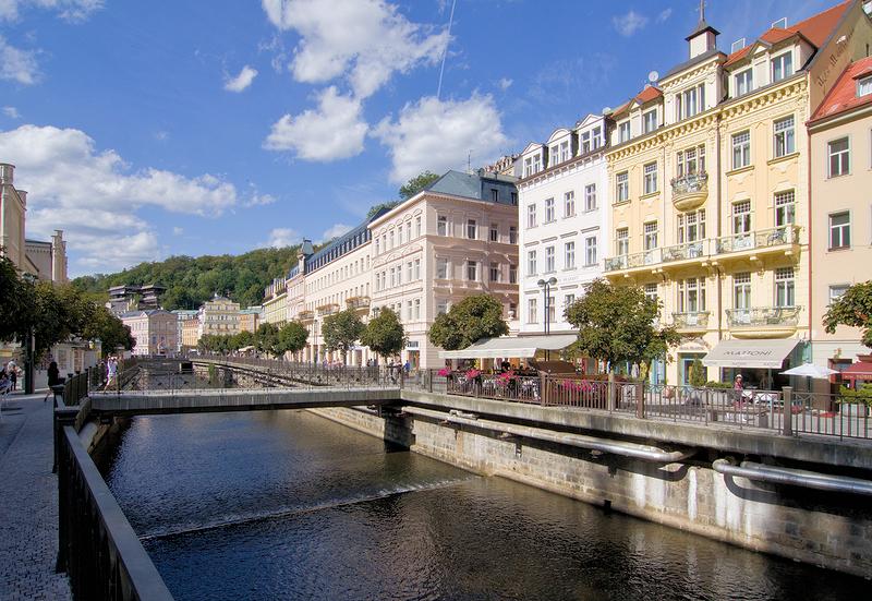 Tschechien - Karlsbad