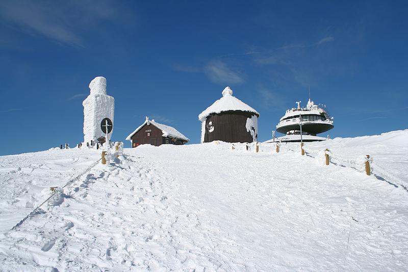 Tschechien - Schneekoppe