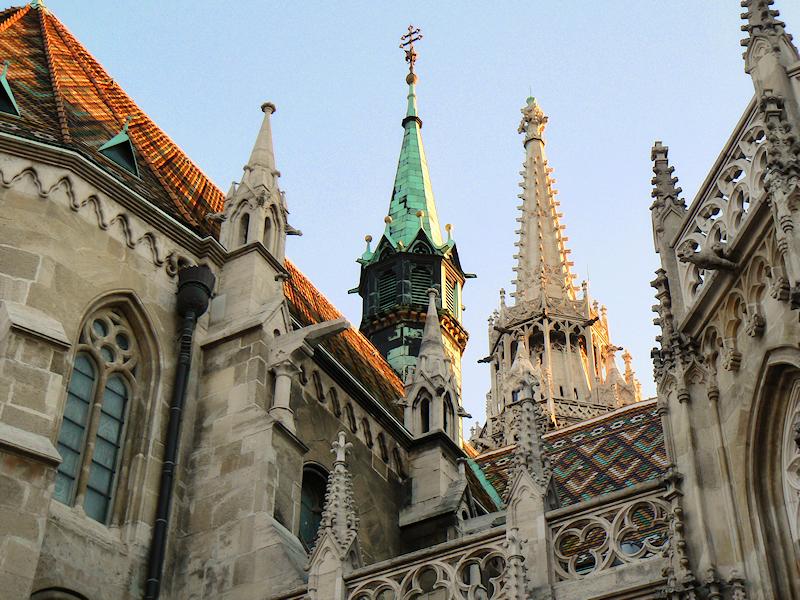 Ungarn - Budapest Detail