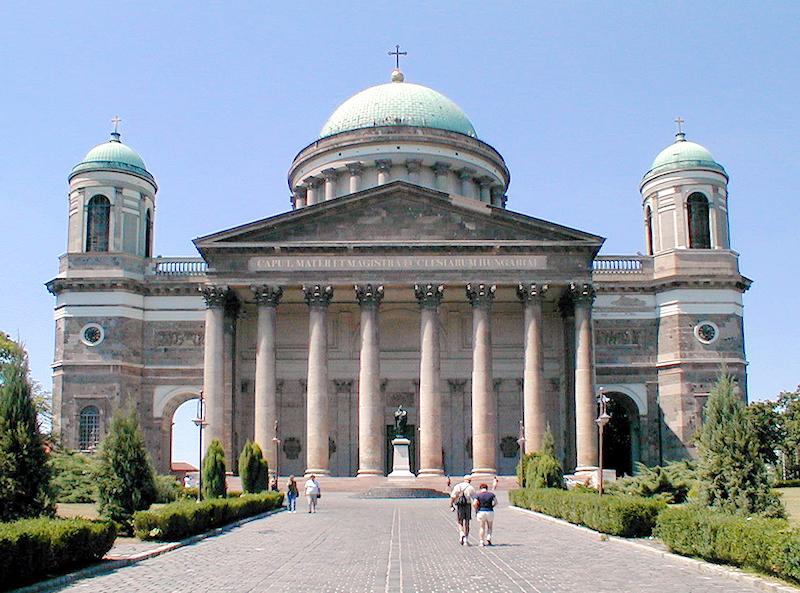 Ungarn - Esztergom