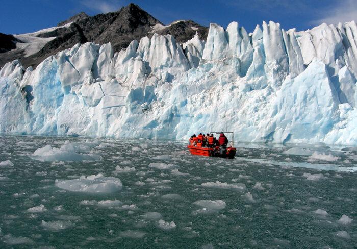 Grönland - Gletscher