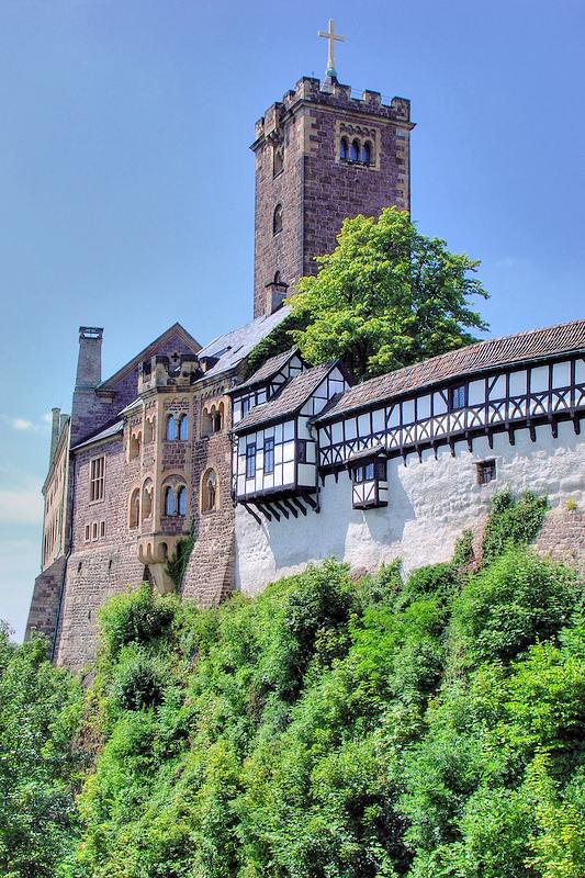 Thüringen - Wartburg