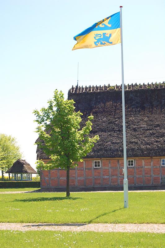 Landschaftsmuseum Angeln in Unewatt