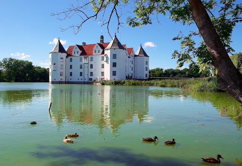 Schleswig-Holstein - Glücksburg - Wasserschloss
