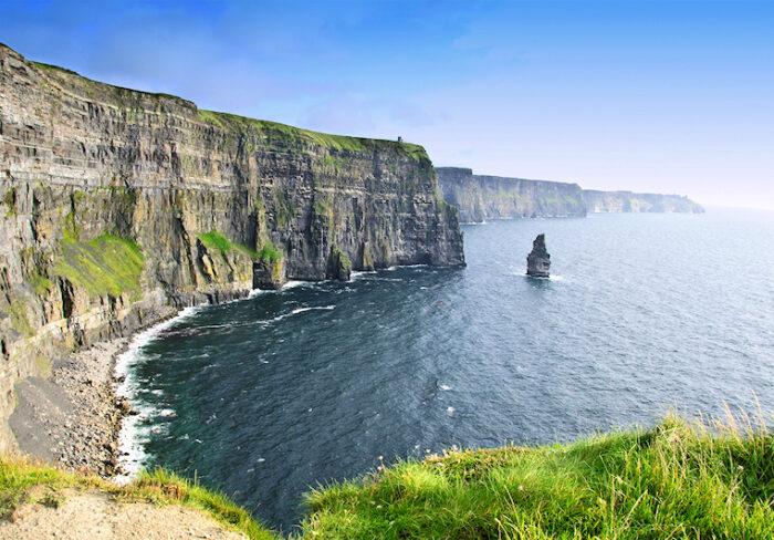 Irland - Clare Cliffs