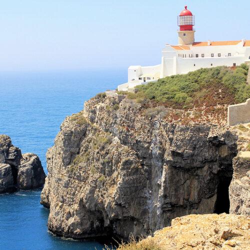 Portugal - Algarve - Cabo de Sao Vicente