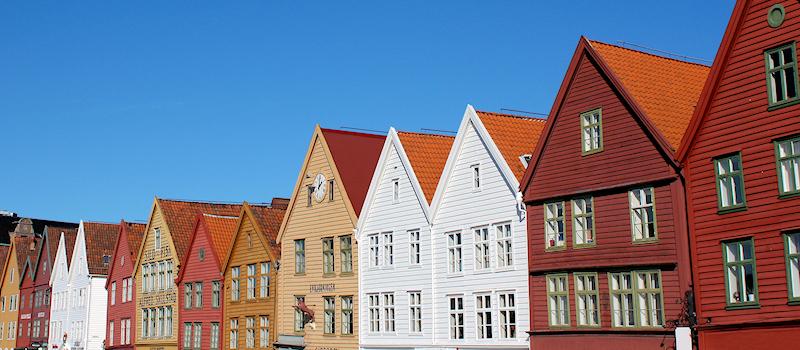 Südnorwegen - Bergen