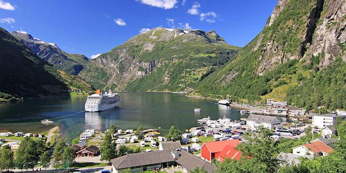 Südnorwegen - Geirangerfjord