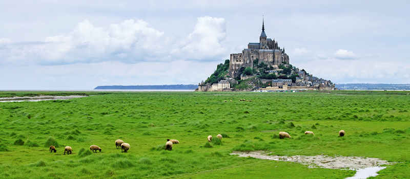Normandie - Mont-Saint-Michel
