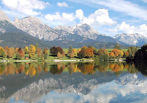 Salzburger Land - Saalfelden