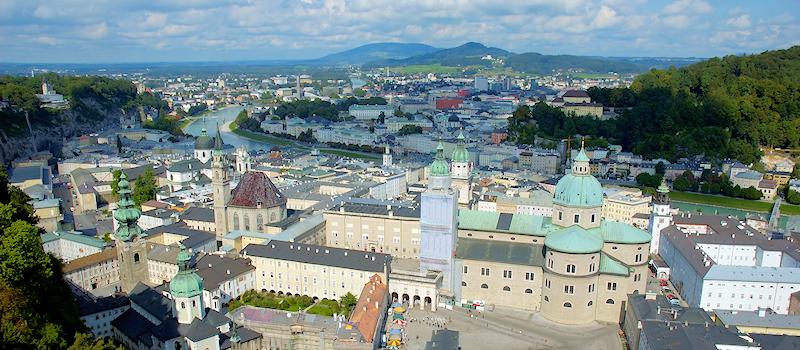 Salzburger Land - Salzburg