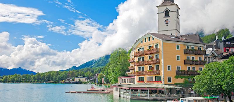 Salzburger Land - St. Wolfgang