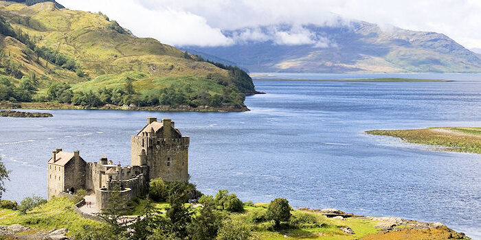 Schottland - Eilean Donan Castle