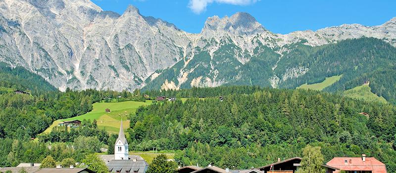 Urlaub in den Bergen - Österreich - Salzburger Land