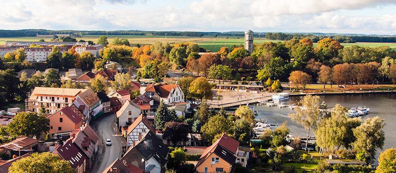 Mecklenburgische Seenplatte - Röbel an der Müritz