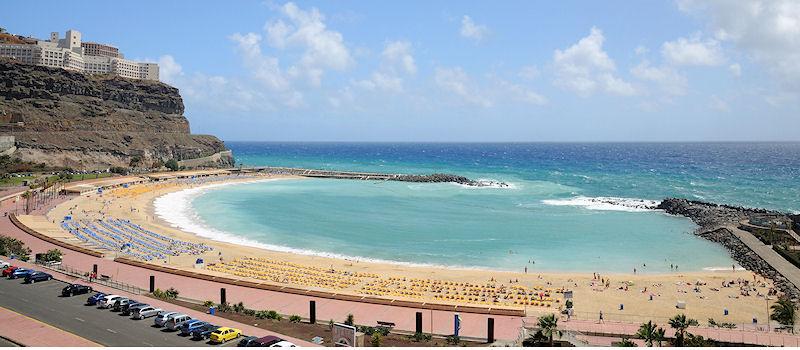Kanarische Inseln - Gran Canaria - Strand