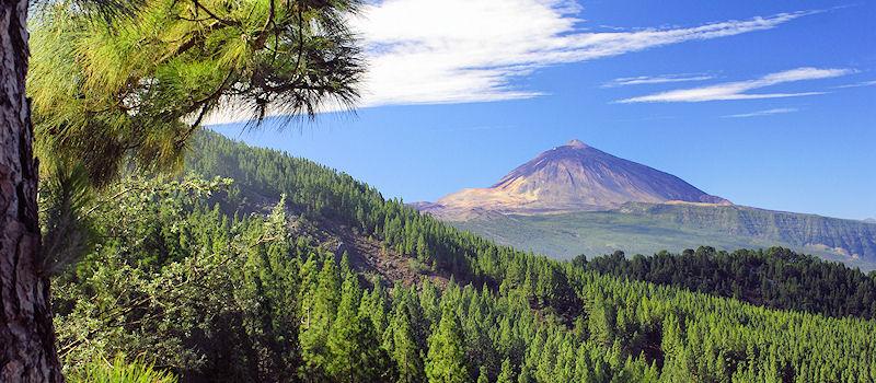 Kanarische Inseln - Teneriffa - Pico del Teide