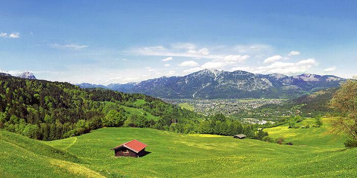 Garmisch-Partenkirchen - Sommer